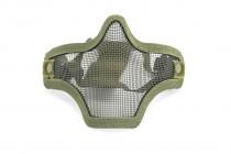 Nuprol Mesh Lower Face Shield V1 - Green
