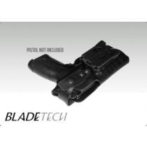 Blade-Tech Level 2 Duty Holster Tek-Lok Desert Eagle Black RH