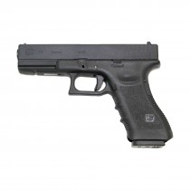 WE Glock 17 Gen 3 GBB Pistol (Black)