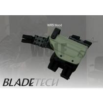 Blade-Tech WRS Tactical Thigh Holster USP Compact OD RH