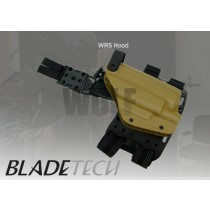 Blade-Tech WRS Tactical Thigh Holster M3 Glock 17 Tan RH