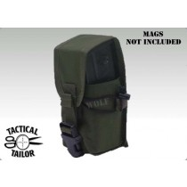 Tactical Tailor G36 Double Mag Pouch OD