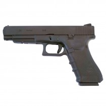 WE Glock 34 Gen 4 Black GBB Pistol