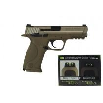 Tokyo Marui S&W M&P9 Vcustom GBB Pistol