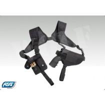 STRIKE SYSTEMS Shoulder Holster for Revolvers