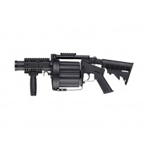 ICS Multiple Grenade Launcher (Black)