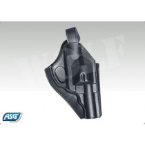 "ASG Belt Holster for Dan Wesson 2.5"" / 4"" Black"