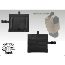 Tactical Tailor Plate Carrier Side Plate Upgrade Black
