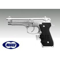 Tokyo Marui Beretta M92F Chrome Stainless GBB Pistol