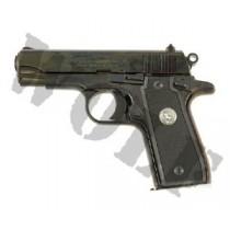 Tanaka Government .380 Auto Midnight Black GBB Pistol