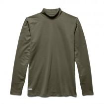 Under Armour ColdGear Infrared TAC L/S Mock (Olive) - S