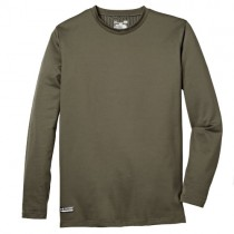Under Armour ColdGear Infrared TAC Fitted Crew (Olive) - XL