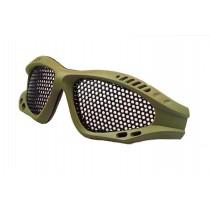 Nuprol SHADES Mesh Eye Protection Green