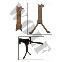Proud Tactical Bipod Grip Coyote Brown