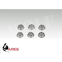 Ares 8mm Gearbox High Speed Ball Bearing Bushing