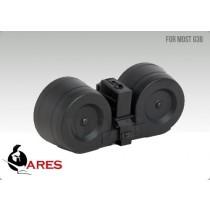 Ares G36 Auto Winding Drum Magazine 2500rd