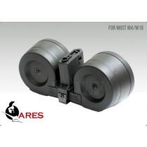 Ares M16 Auto Winding Drum Magazine 2500rd
