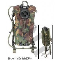 z Webtex Aquatex Hydration Pack Desert Camo