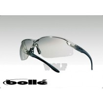 Bolle Axis Clear Lens Safety Glasses