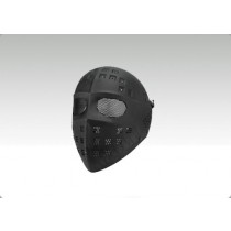 Wire Mesh Hockey Type Mask (Black)