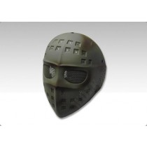 Wire Mesh Hockey Type Mask (Sand)