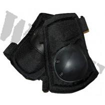 Viper Black Elbow Pads