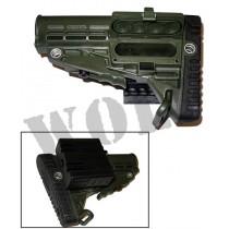 Tdi Arms Telescopic Buttstock STD for M4 OD CBSG