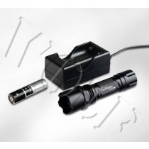 Wolf Eyes D2AF Defender Digital P4 Torch - Rechargeable