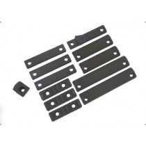 DYTAC UXR 3 & 3.1 Panel Full Kit - Black