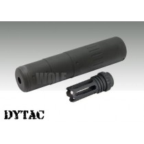 DYTAC SCAR-L QD Silencer with Flash Hider CCW