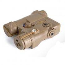 Element AN/PEQ-16A Light/Laser Unit (Dark Earth)