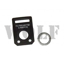 First Factory P90 Sling Swivel Mount