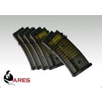 Ares G36 Locap Magazine 45rd (Box of 5)