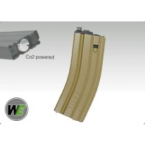WE M4/SCAR/L85 CO2 GBB Magazine - Tan