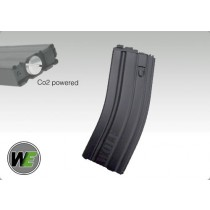 WE M4/SCAR/L85 CO2 GBB Magazine - Black