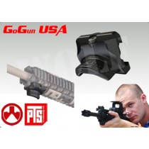 PTS GoGun Gas Pedal RS2 Thumb Rest Black