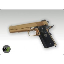 WE MEU Tan GBB Pistol