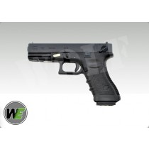 WE Glock 18 Gen 3 GBB Pistol (Black)