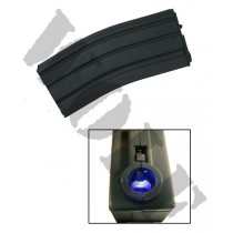 G&P M16 Illuminated Magazine 130rd for Tracer BBs