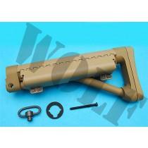 G&P M4 Marine Sand/TAN Battery Stock