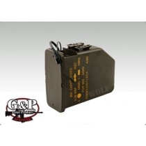 G&P M249 Auto Loading Ammo Box 3000rd