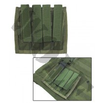 Guarder RAV 9mm Magazine Pouch - Woodland Camo