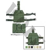 Guarder MOD M16 Magazine Pouch - Black