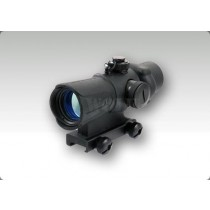 ACM HD-11 Red and Green Point Scope Black
