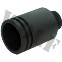 King Arms Silencer Adapter - G36C CCW
