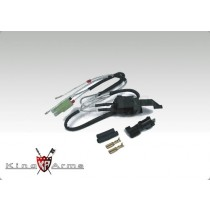 King Arms G36 Switch Set Front Wired