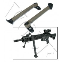 King Arms Vltor Side Mounted Bipod Desert