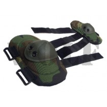 King Arms Elbow Pads Camo