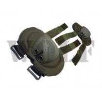 King Arms Type 2 Elbow Pads OD