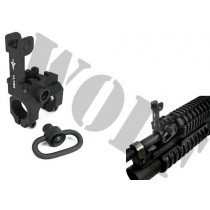 King Arms Vltor Sight Tower with QD Sling Swivel